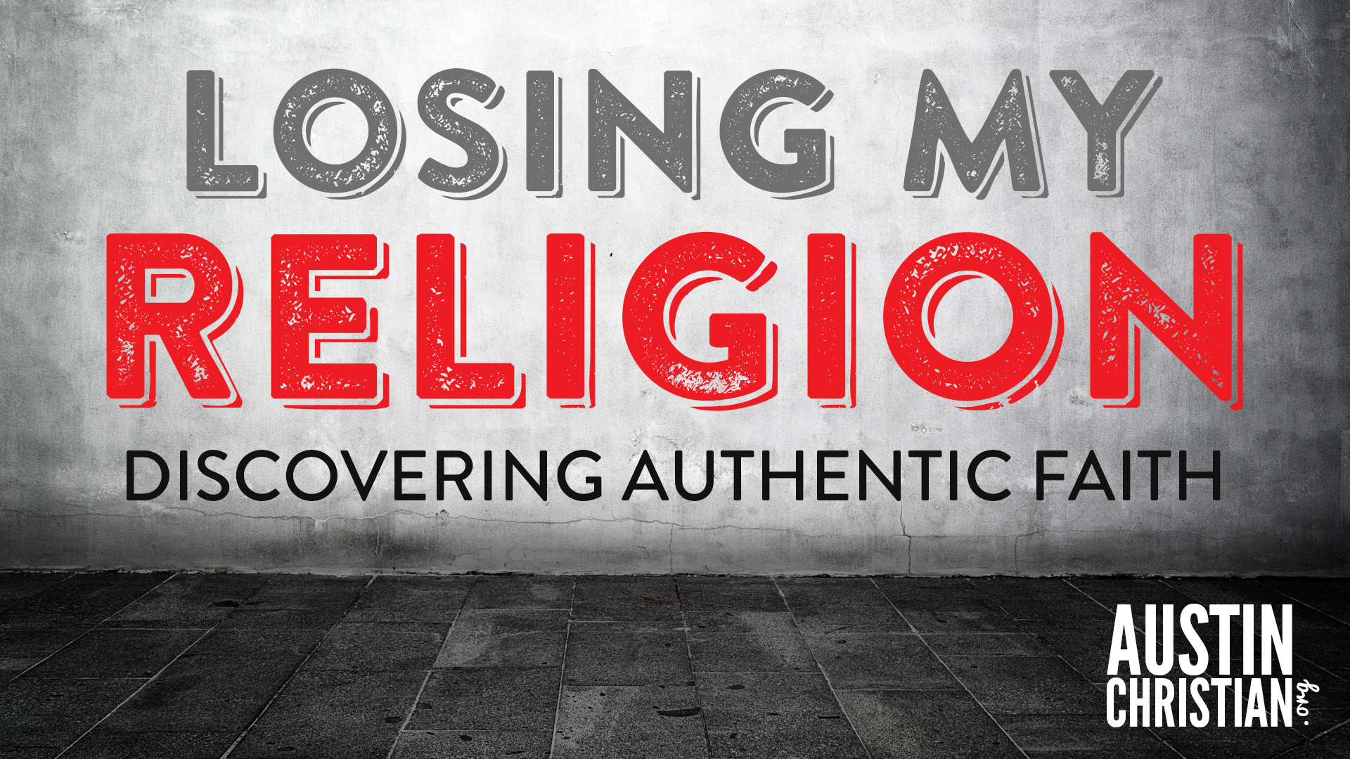 Zaudējot savu reliģiju